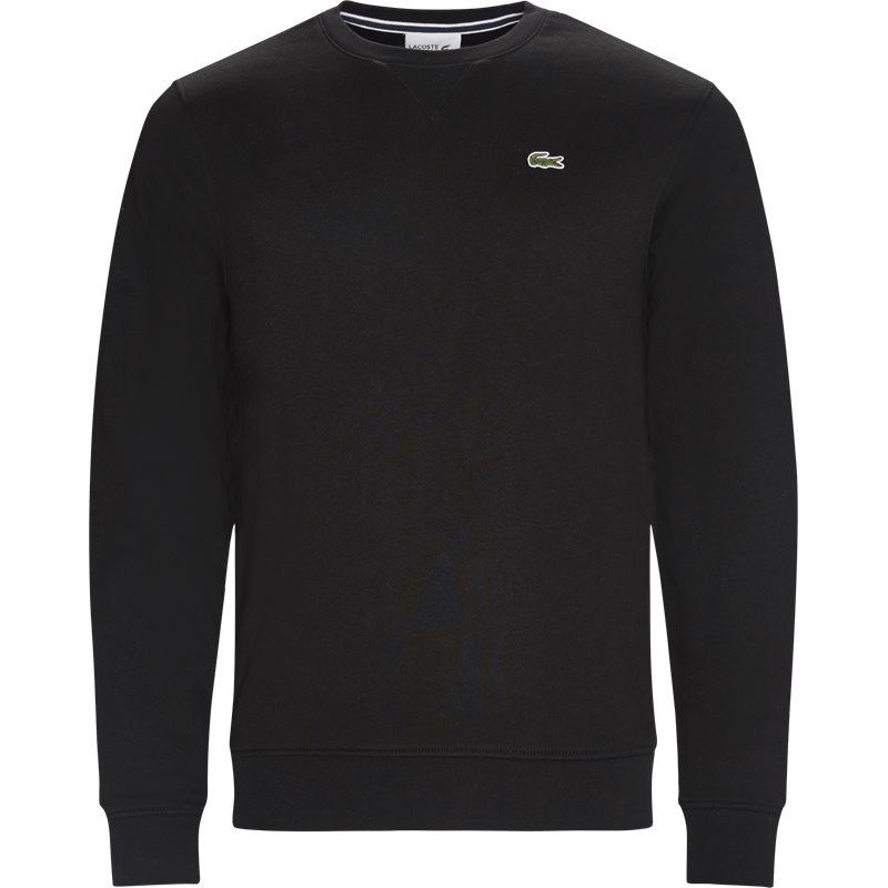 lacoste – Lacoste - crew neck sweatshirt fra kaufmann.dk