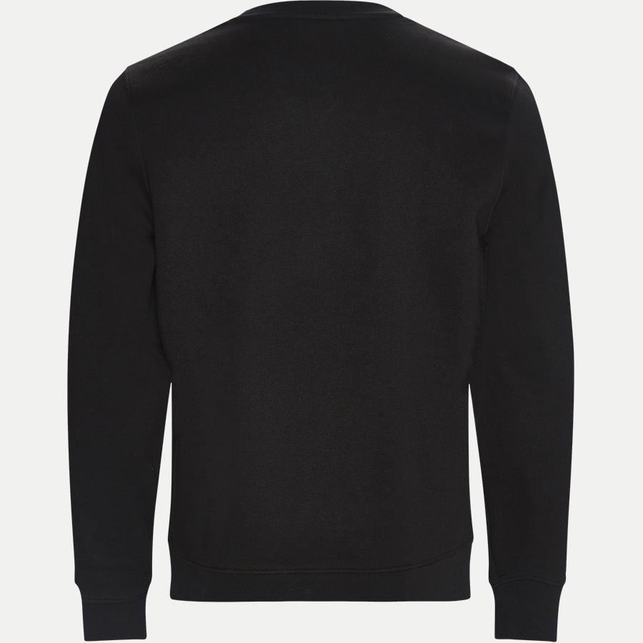 SH7613 - Crew Neck Sweatshirt - Sweatshirts - Regular - SORT - 2