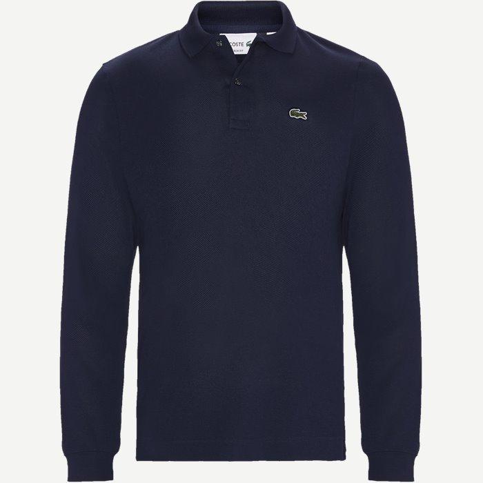 T-shirts - Slim - Blå