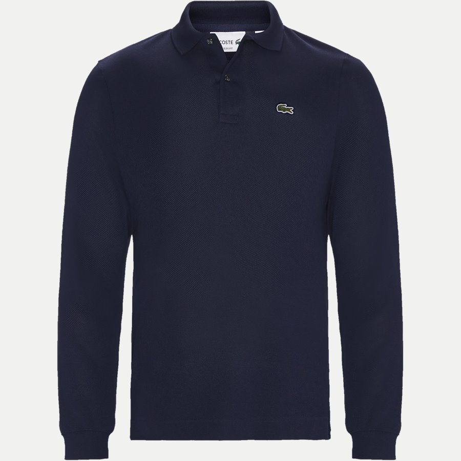 PH4013 FW15 - Langærmet Polo - T-shirts - Slim - NAVY - 1