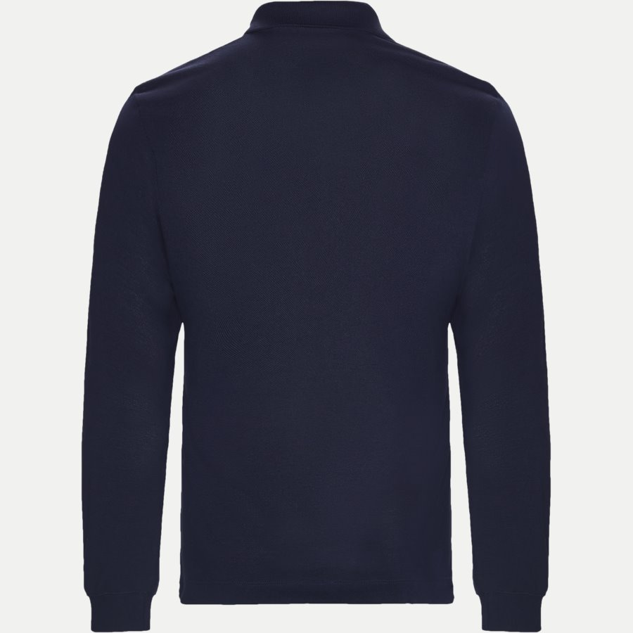 PH4013 FW15 - Langærmet Polo - T-shirts - Slim - NAVY - 2