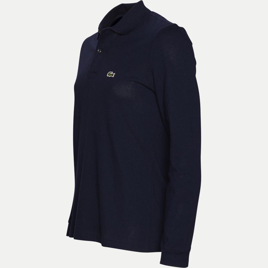 PH4013 FW15 - Langærmet Polo - T-shirts - Slim - NAVY - 3