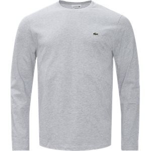 Long Sleeve Crew Neck Regular | Long Sleeve Crew Neck | Grå