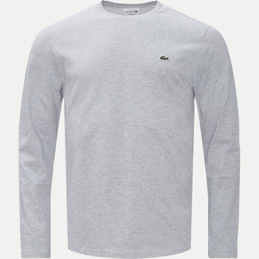 TH2040 FW16 - Long Sleeve Crew Neck - T-shirts - Regular - GREY - 1