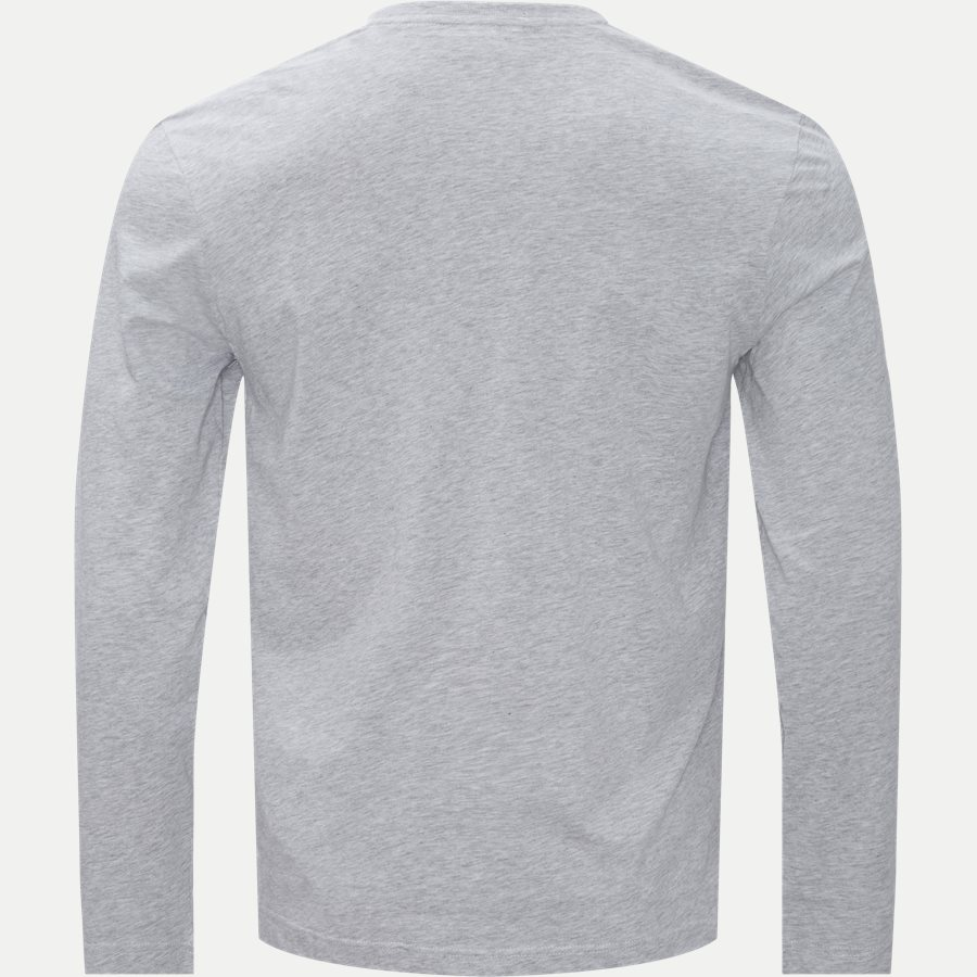 TH2040 FW16 - Long Sleeve Crew Neck - T-shirts - Regular - GREY - 2