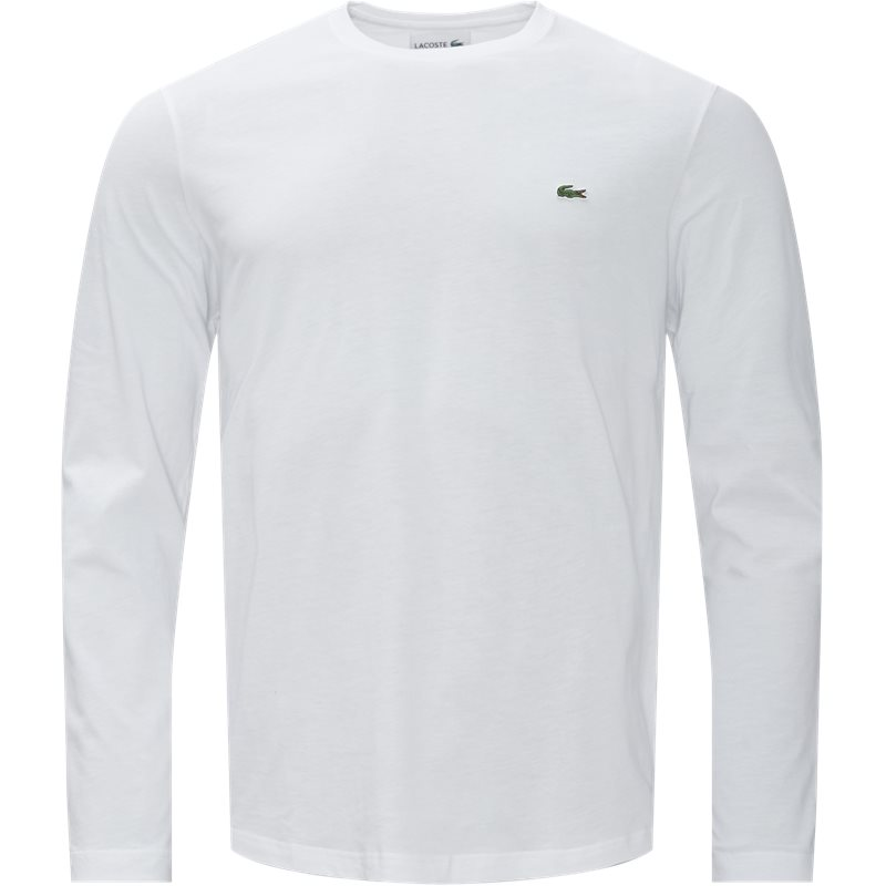 lacoste – Lacoste - long sleeve crew neck på kaufmann.dk