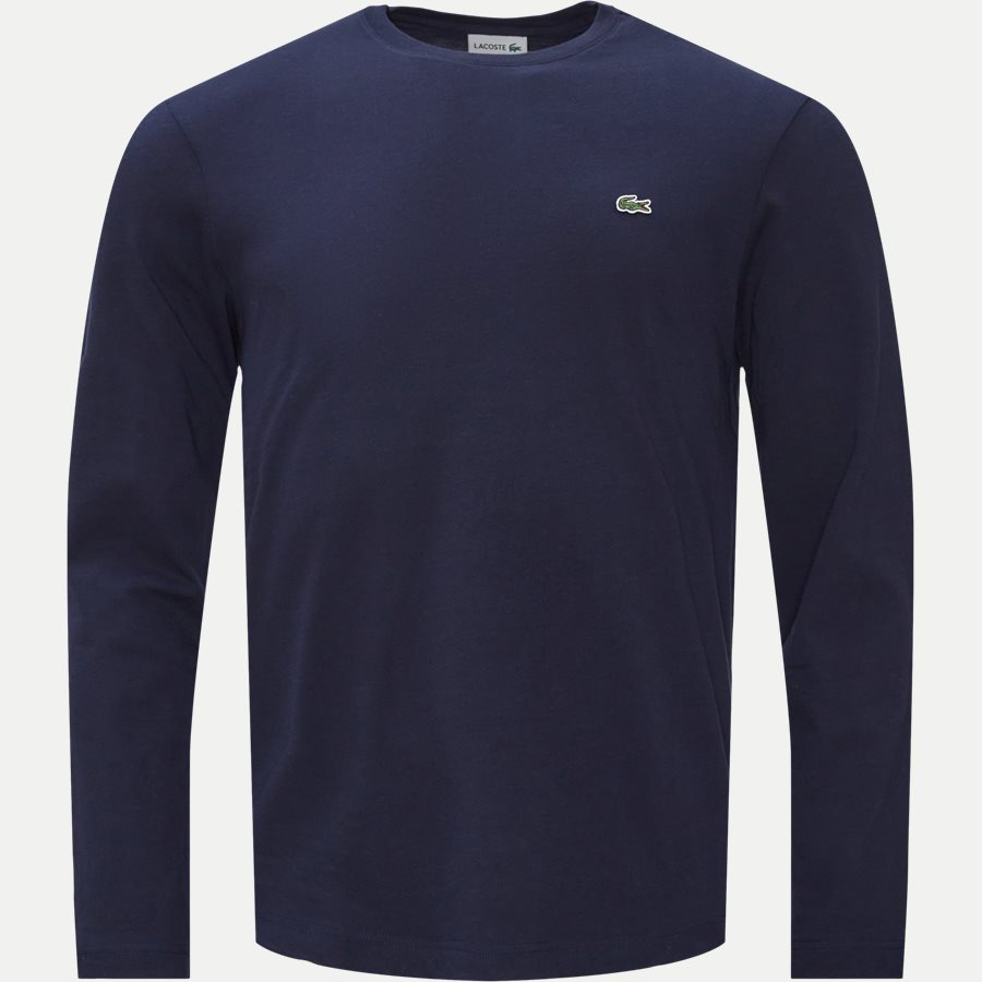 TH2040 FW16 - Long Sleeve Crew Neck - T-shirts - Regular - NAVY - 1