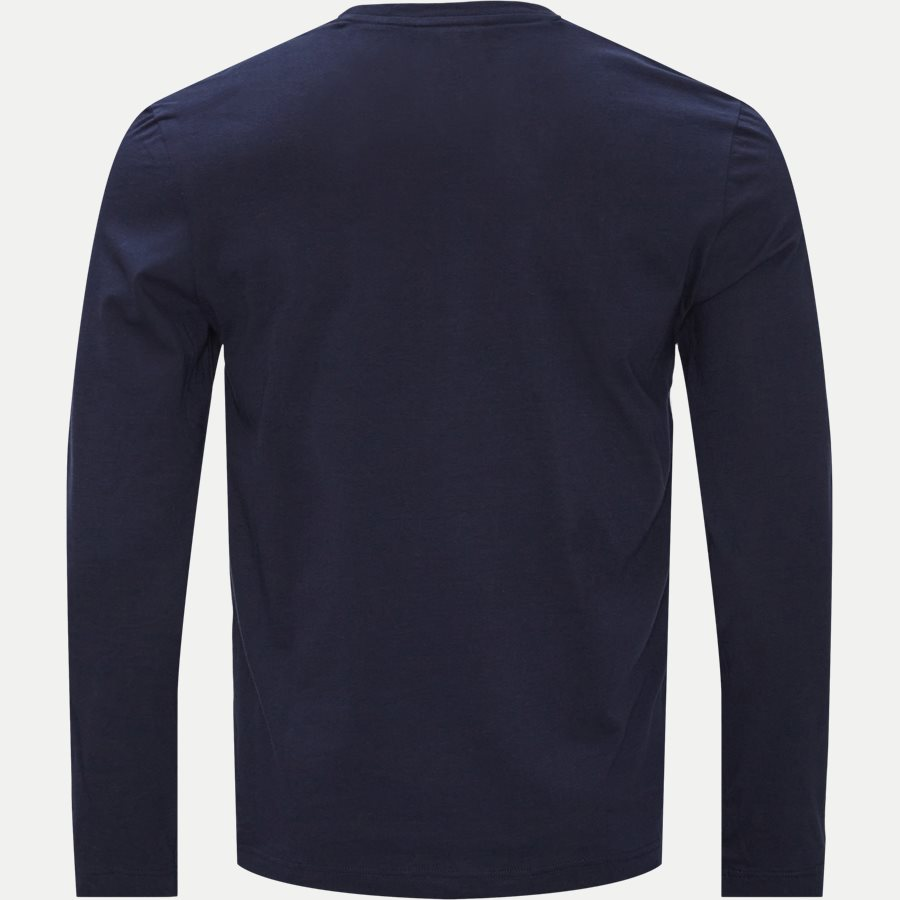 TH2040 FW16 - Long Sleeve Crew Neck - T-shirts - Regular - NAVY - 2