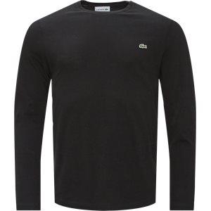 Regular | T-Shirts | Schwarz