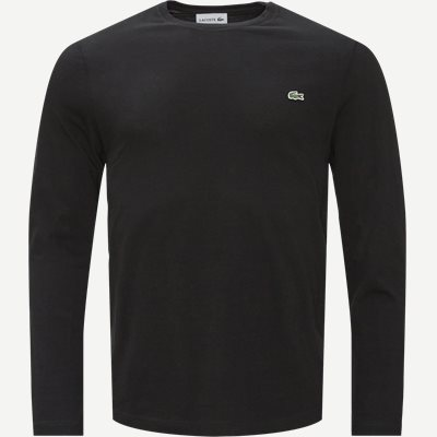 Long Sleeve Crew Neck Regular | Long Sleeve Crew Neck | Sort