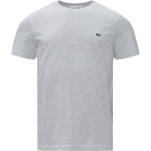 T-shirt Regular | T-shirt | Grå