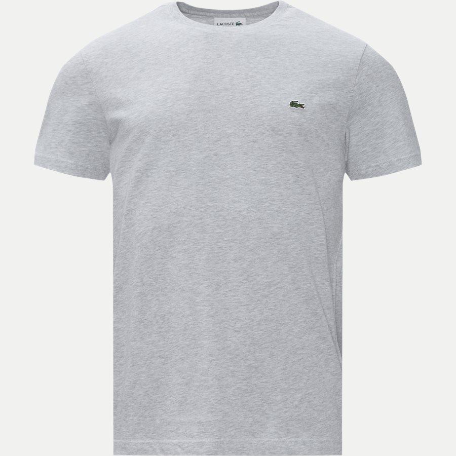 TH2038 - T-shirt - T-shirts - Regular - GREY - 1