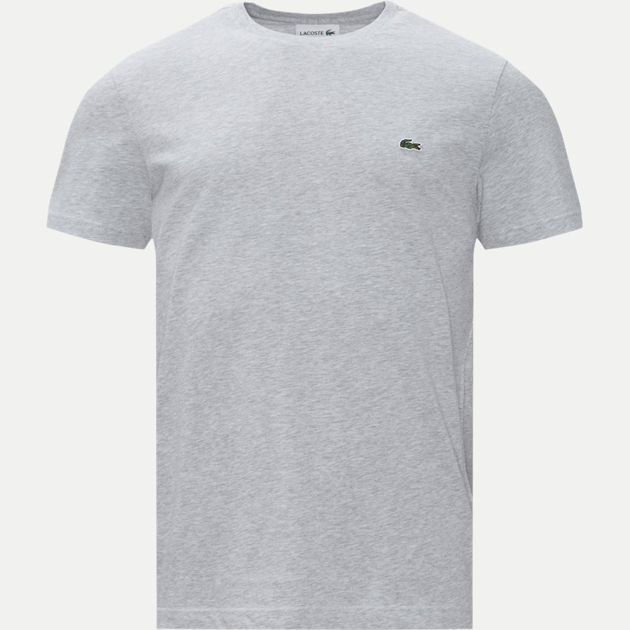 TH2038 - T-shirt - T-shirts - Regular - GREY - 1
