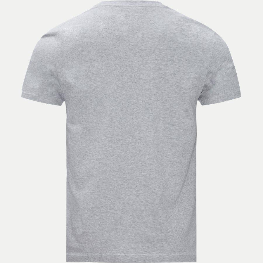 TH2038 - T-shirt - T-shirts - Regular - GREY - 2