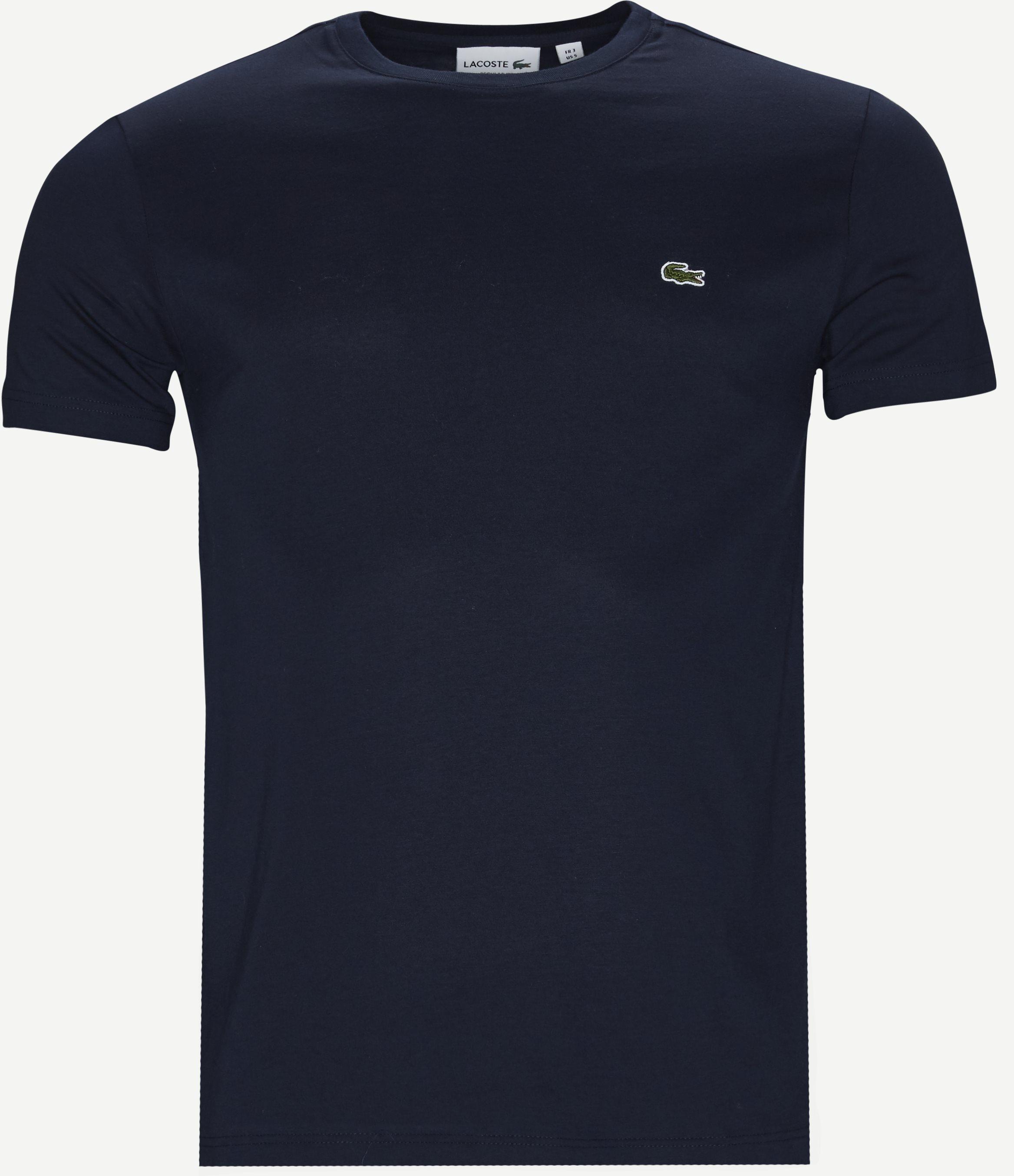 T-shirt - T-shirts - Regular - Blå