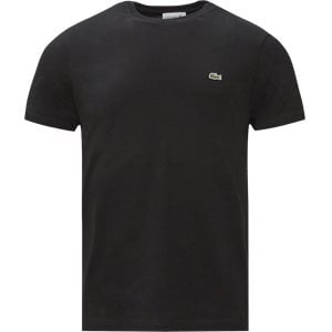 T-shirt Regular | T-shirt | Sort