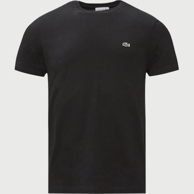 Regular | T-shirts | Black