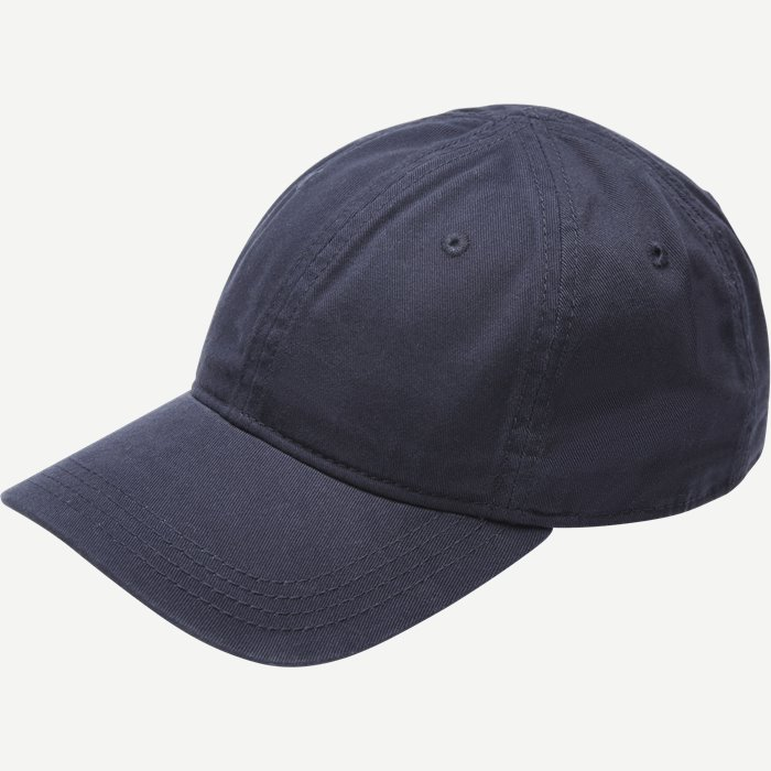 Gabadine Cap - Caps - Blå