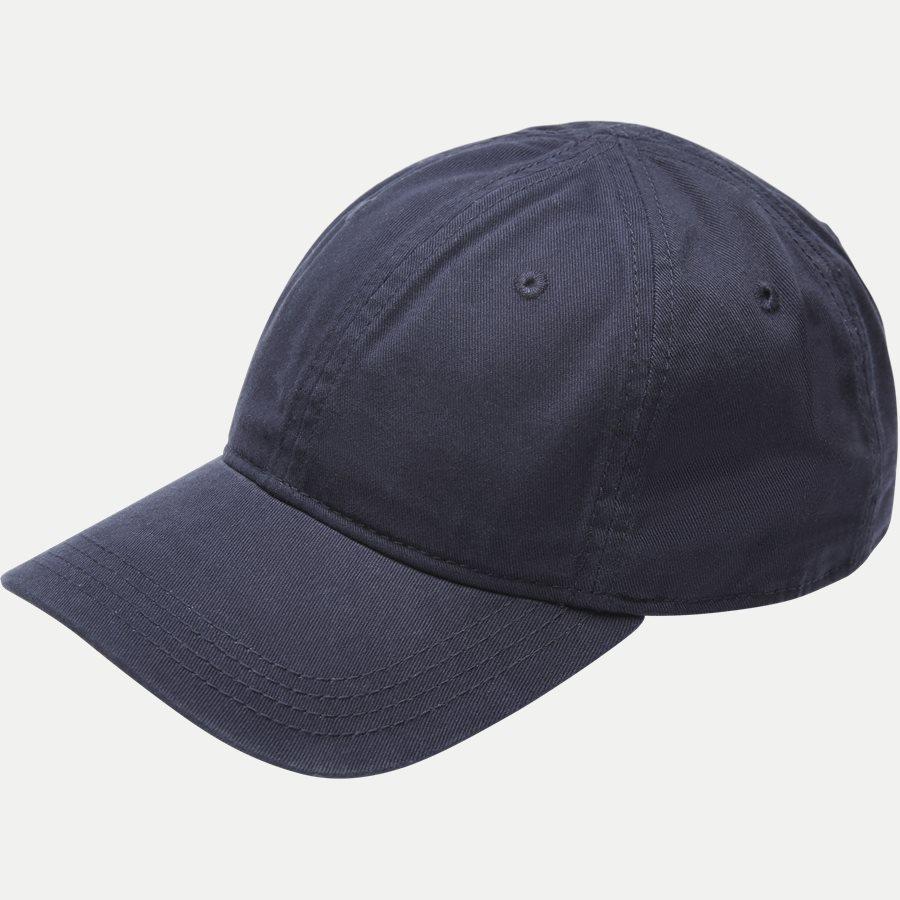 RK9811. - Gabadine Cap - Caps - NAVY - 1