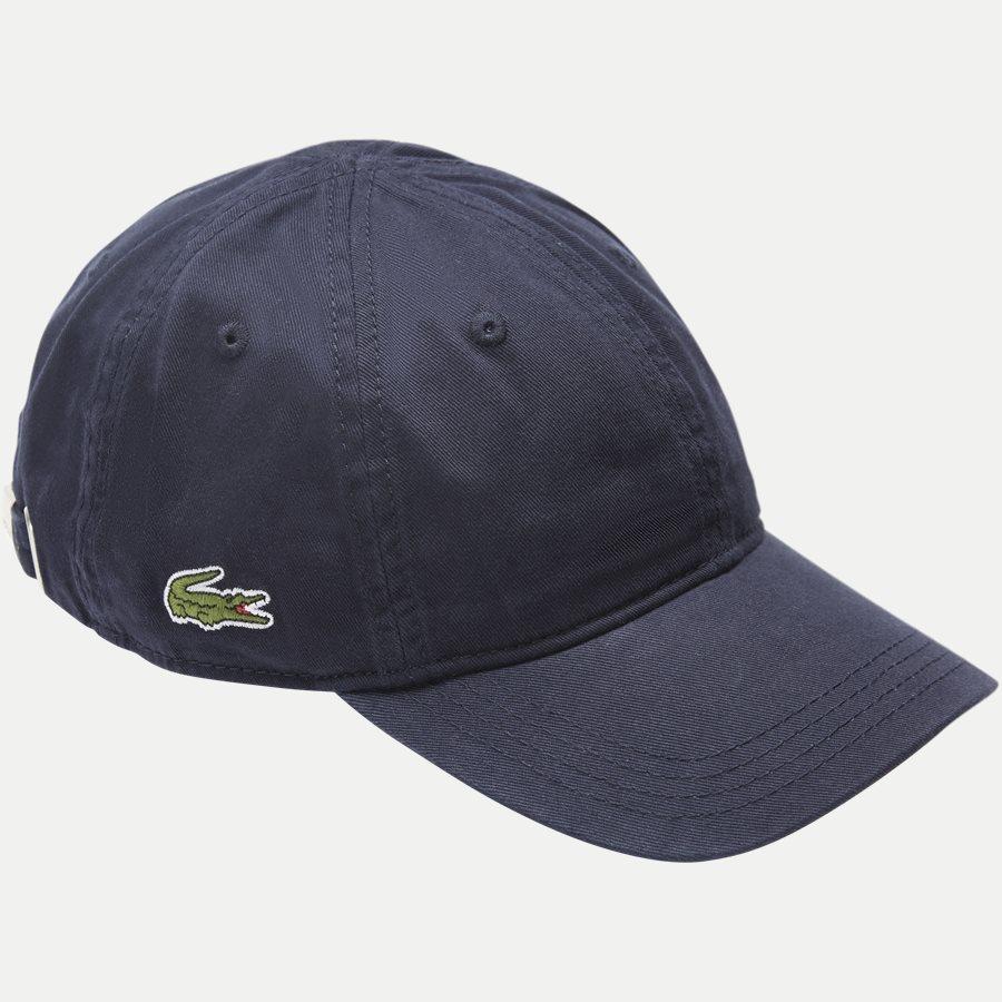 RK9811. - Gabadine Cap - Caps - NAVY - 2