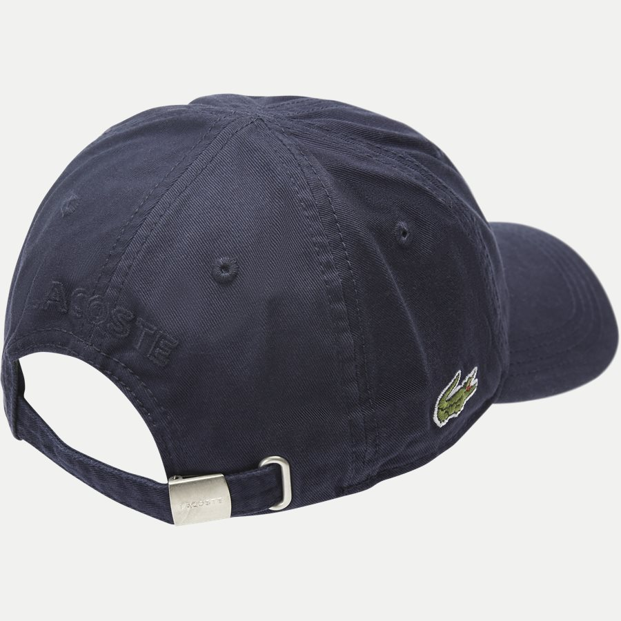 RK9811. - Gabadine Cap - Caps - NAVY - 3