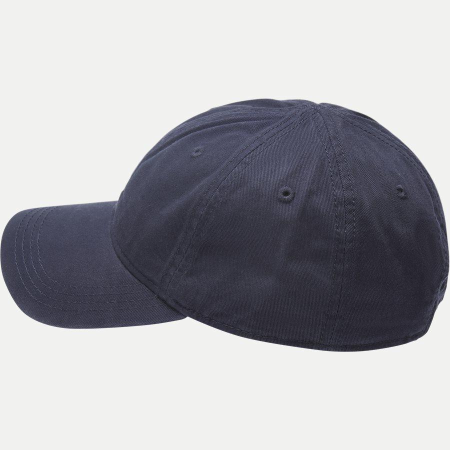 RK9811. - Gabadine Cap - Caps - NAVY - 4