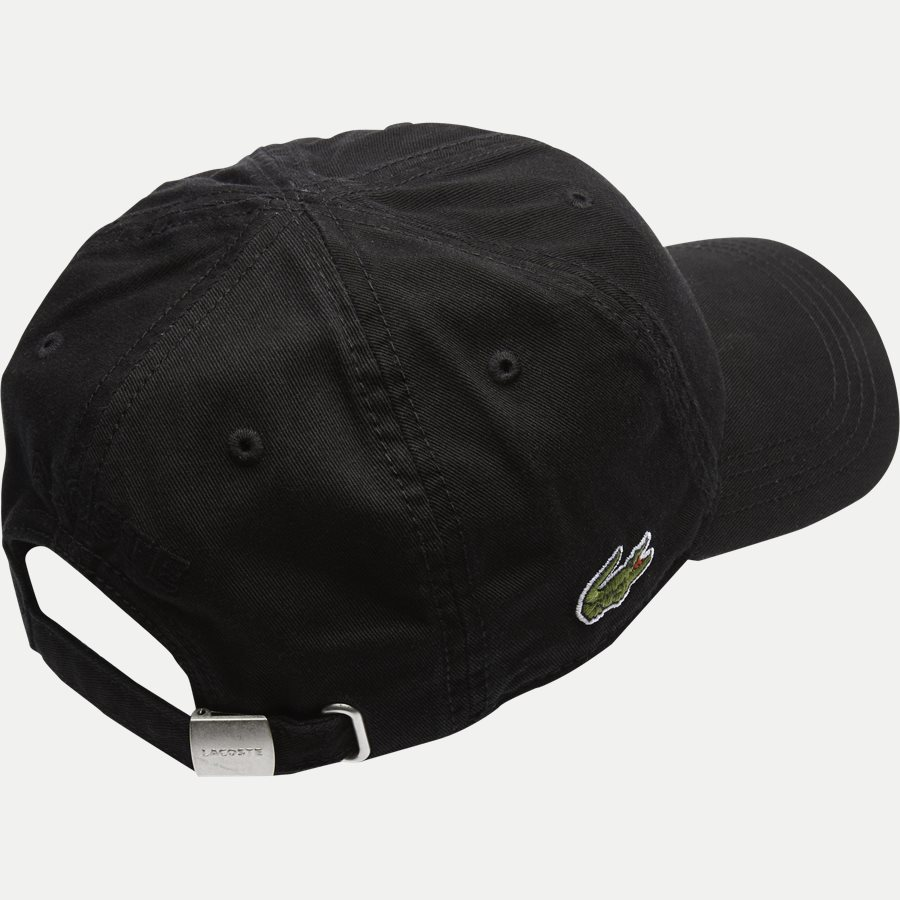 RK9811. - Gabadine Cap - Caps - SORT - 2