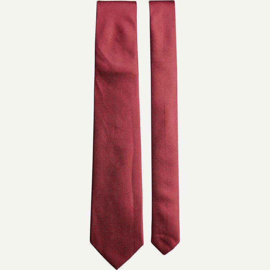 MF10915 - Krawatten - BORDEAUX - 1