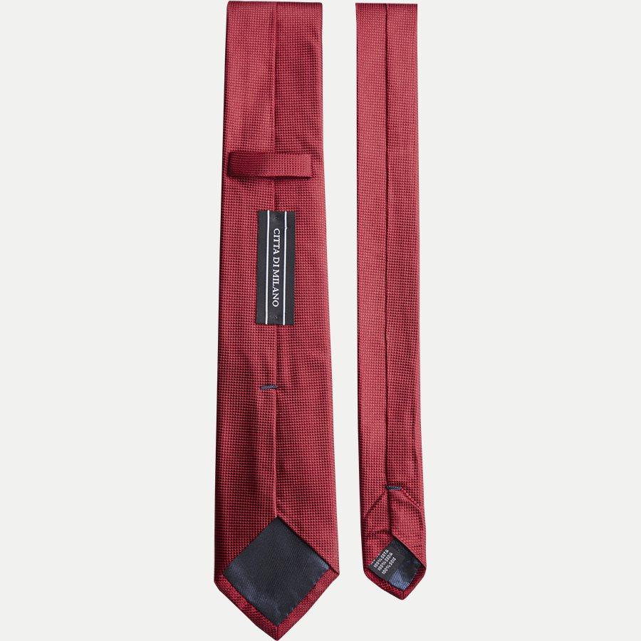 MF10915 - Krawatten - BORDEAUX - 2