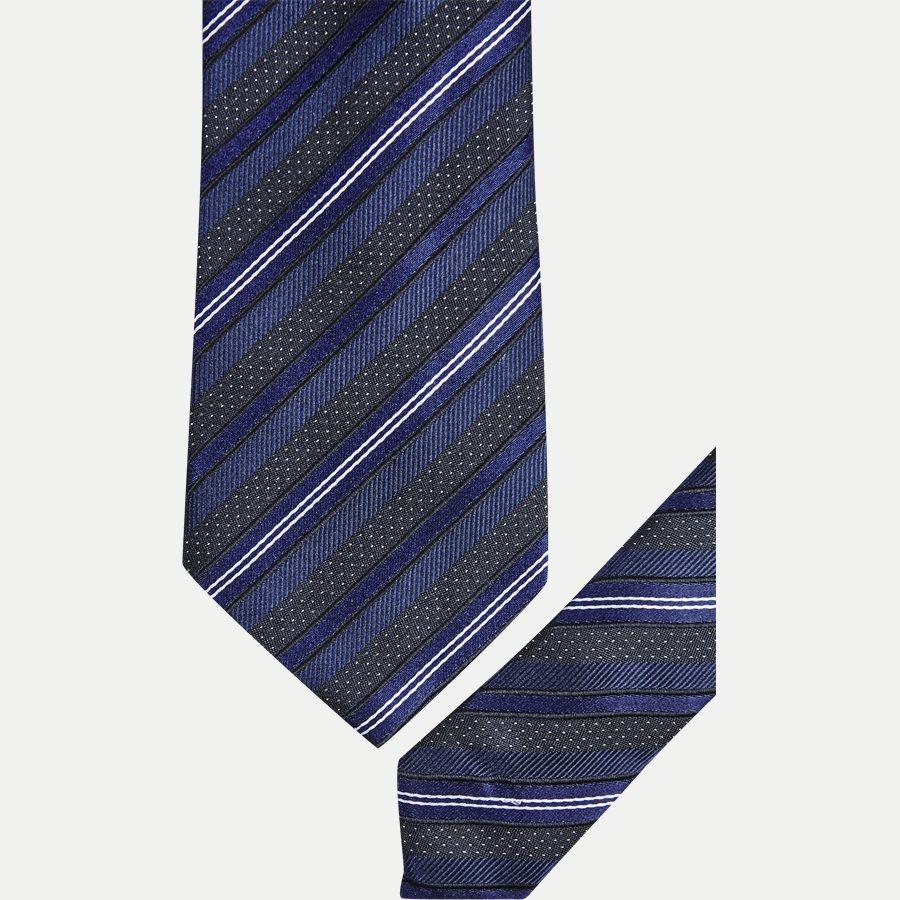 DIS:246 - Krawatten - NAVY - 2
