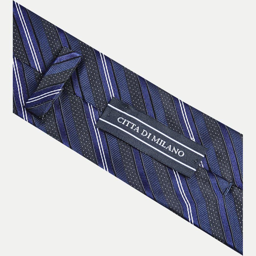 DIS:246 - Krawatten - NAVY - 3