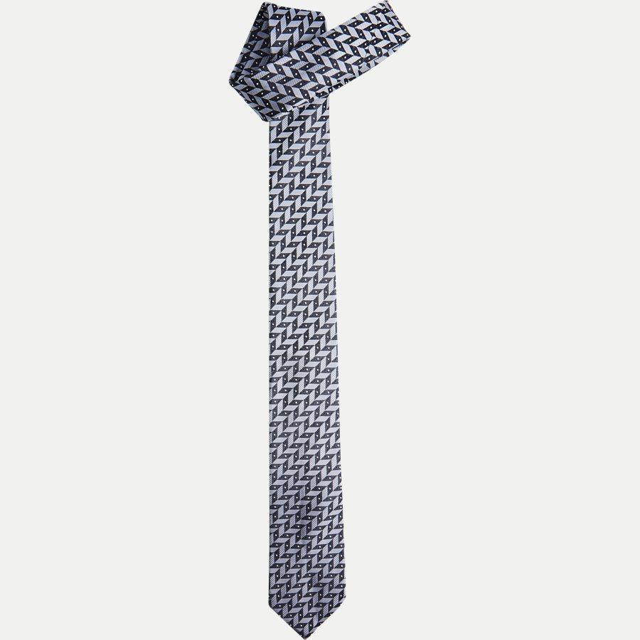 S228 - Krawatten - GREY - 1