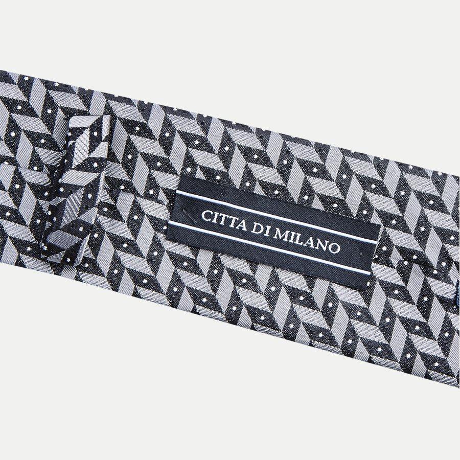 S228 - Krawatten - GREY - 3