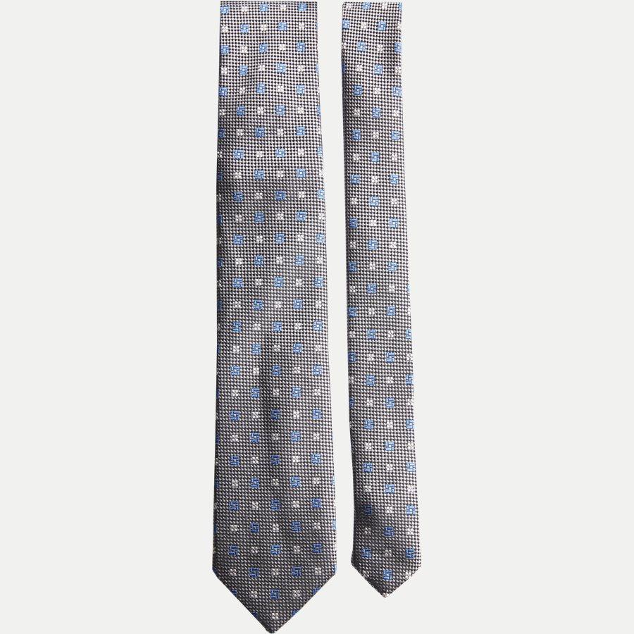 DIS: 556 - Krawatten - GREY - 1