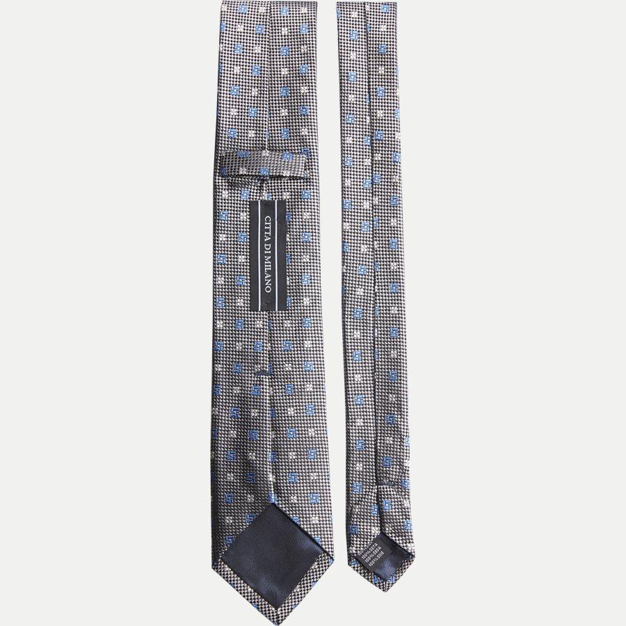DIS: 556 - Krawatten - GREY - 2