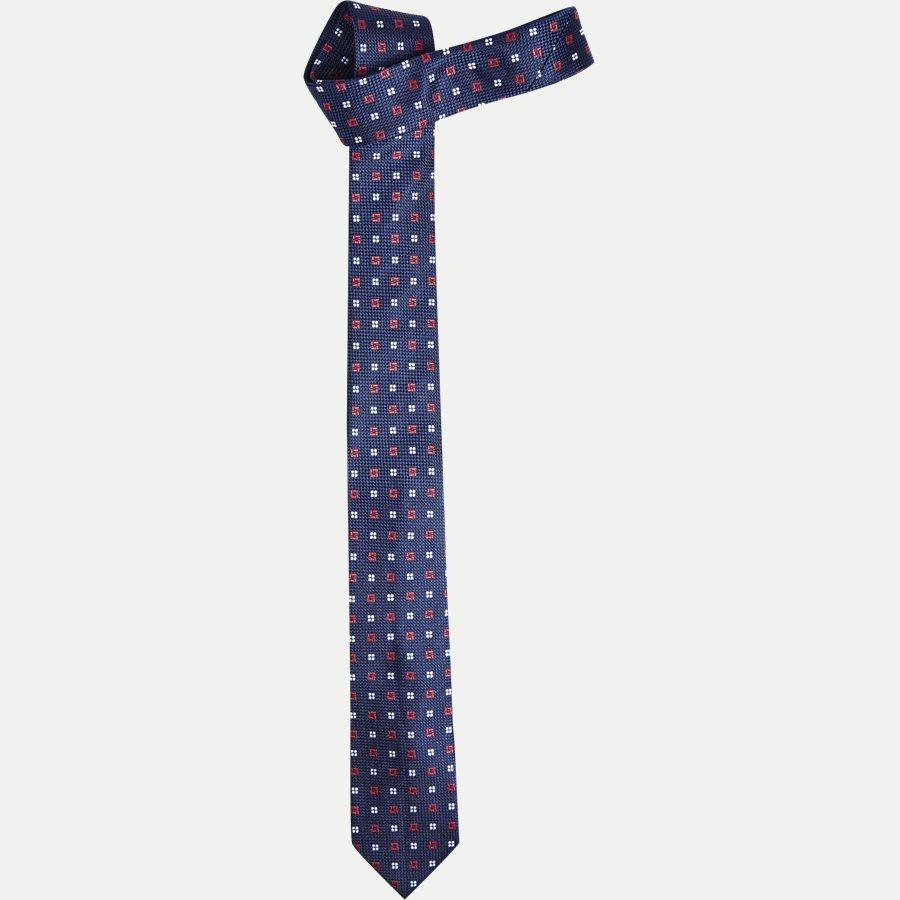 DIS: 556 - Krawatten - NAVY - 1