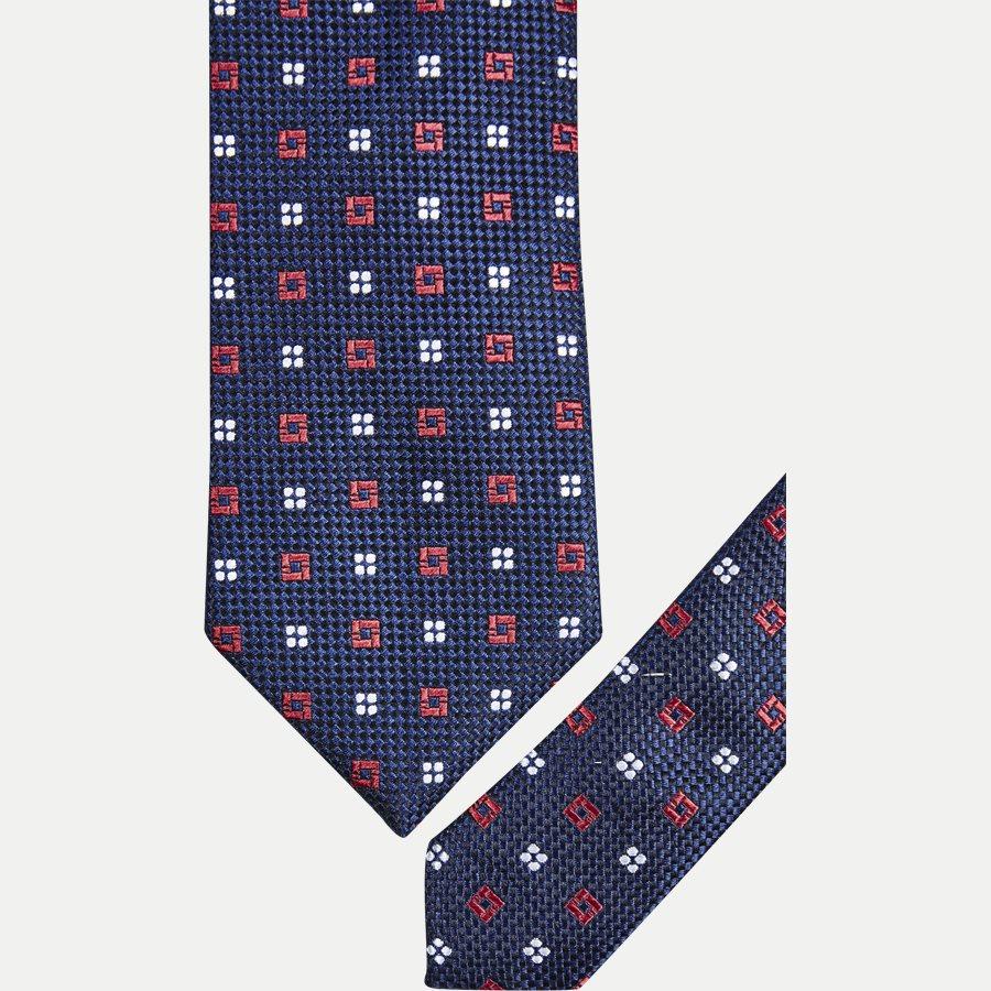 DIS: 556 - Krawatten - NAVY - 2