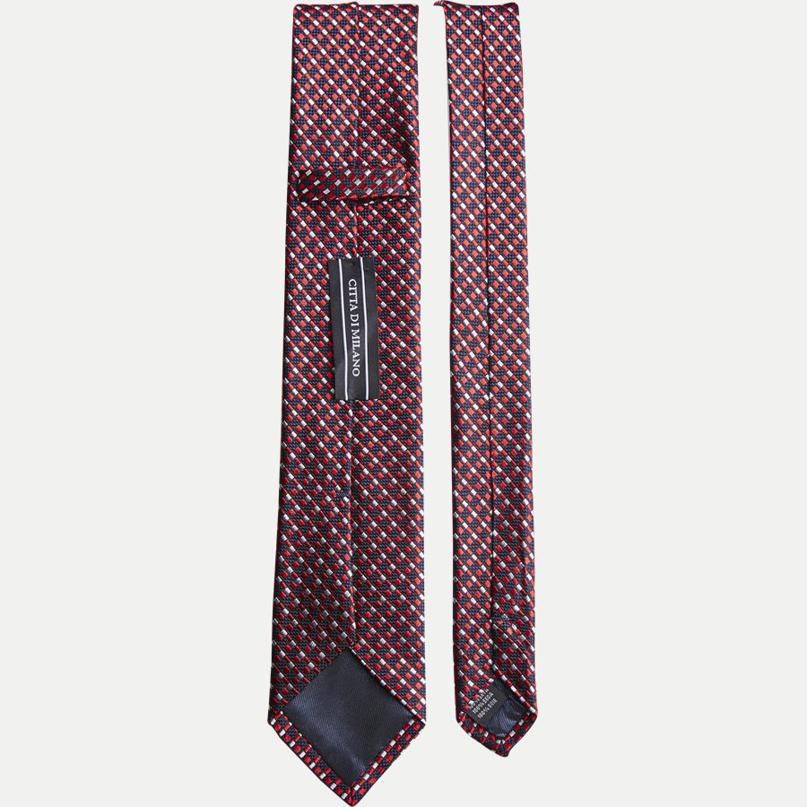 DIS:S5 - Krawatten - RED - 2