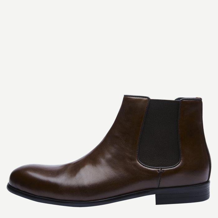 TGA Chelsea Boot - Sko - Brun