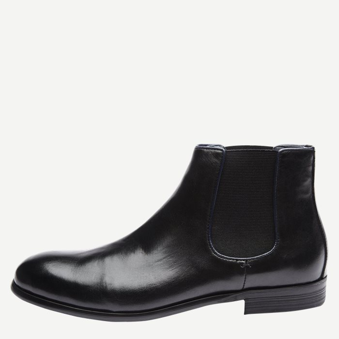 TGA Chelsea Boot - Sko - Sort