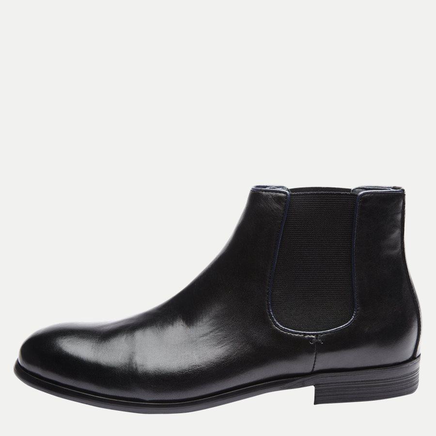 1092 - TGA Chelsea Boot - Sko - SORT - 1