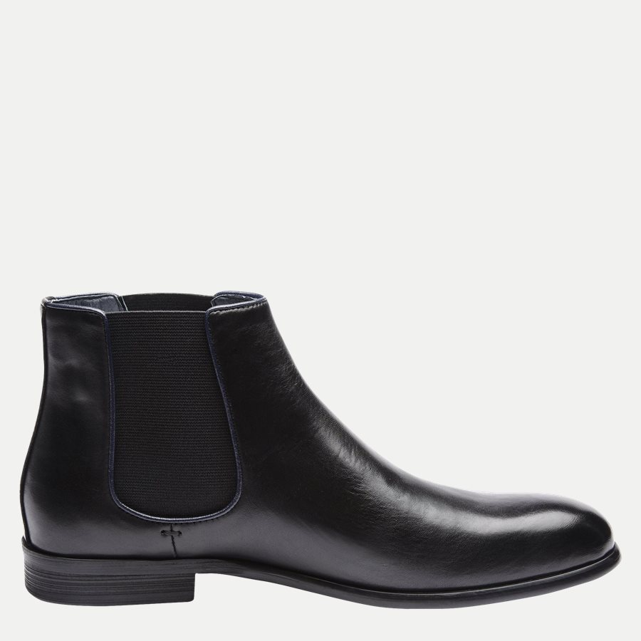 1092 - TGA Chelsea Boot - Sko - SORT - 2