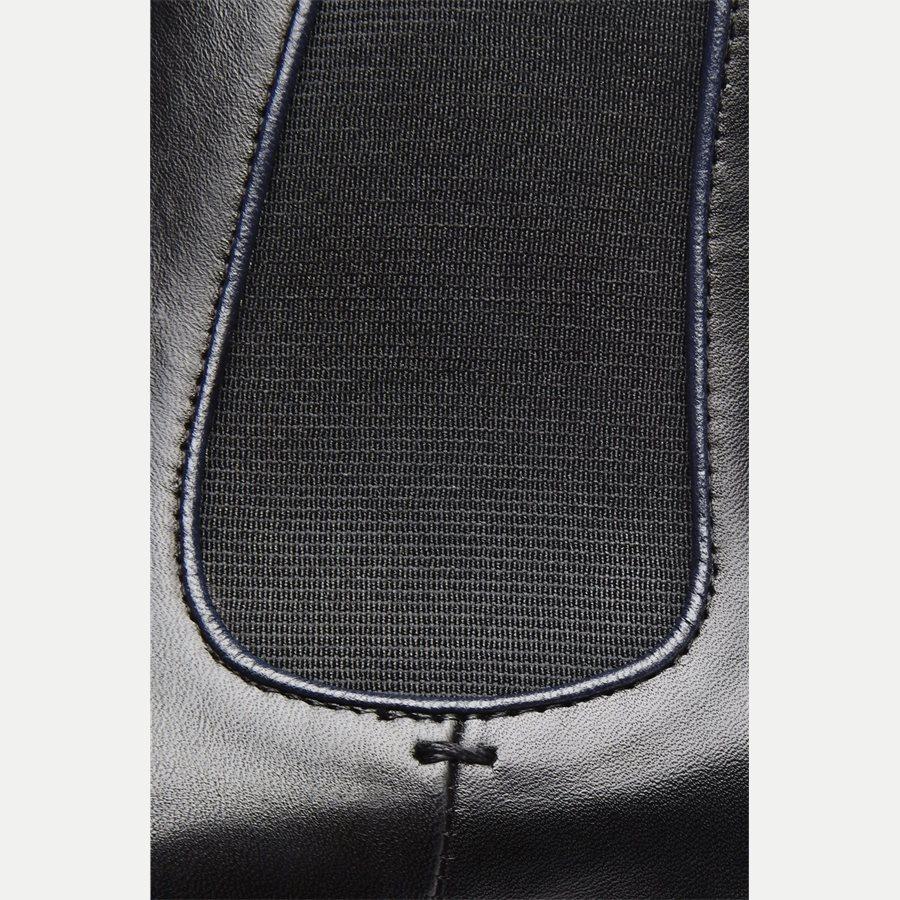 1092 - TGA Chelsea Boot - Sko - SORT - 5