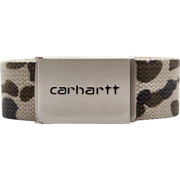 Carhartt Clip Bælte - Bælter - Army