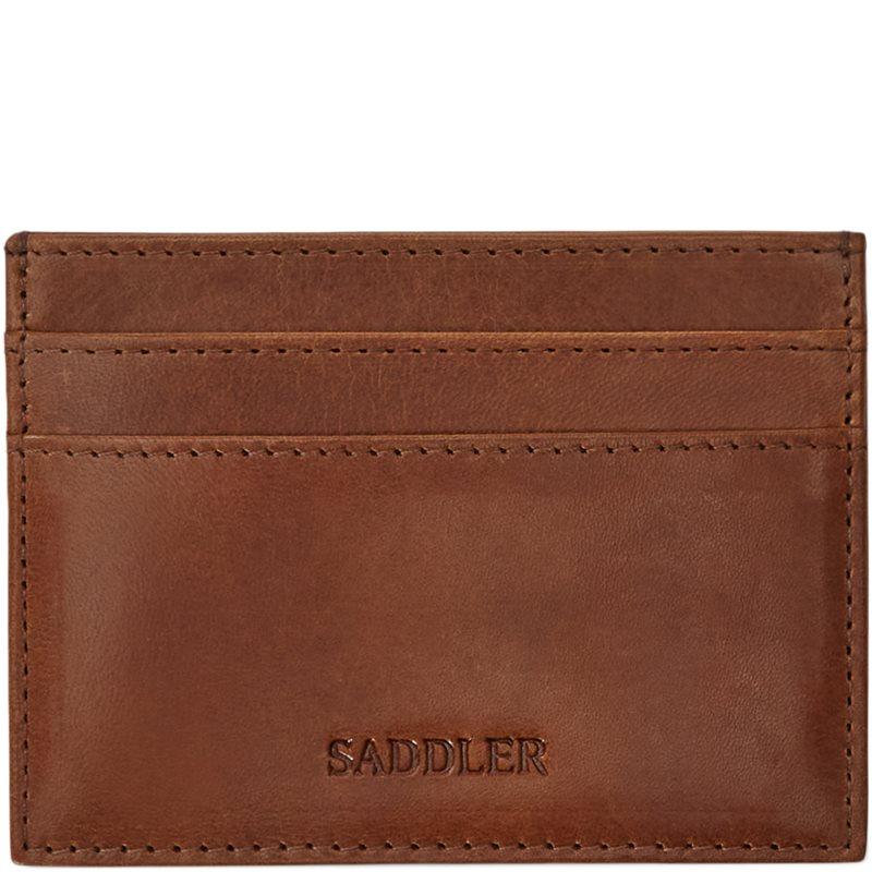 Saddler 10412 Kreditkortholder Brun