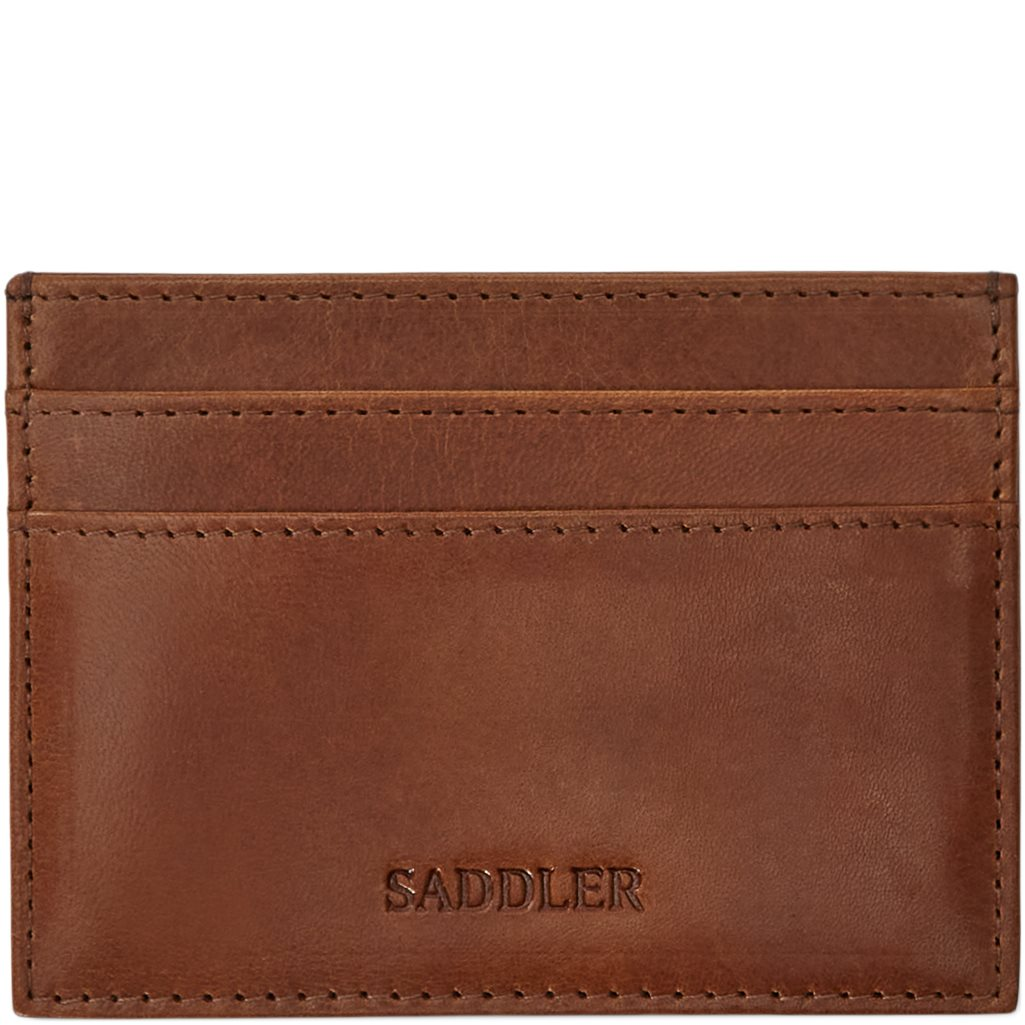 10412 Kreditkortholder - Accessories - Brun