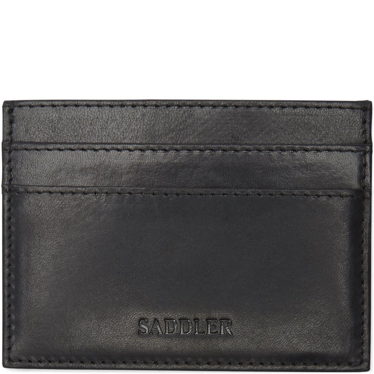10412 Kreditkortholder - Accessories - Sort