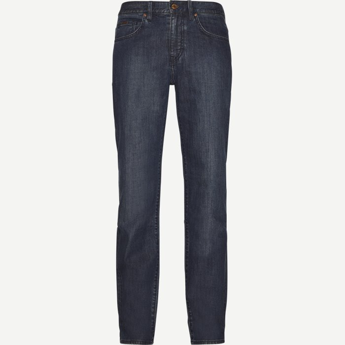 Jeans - Relaxed fit - Blå