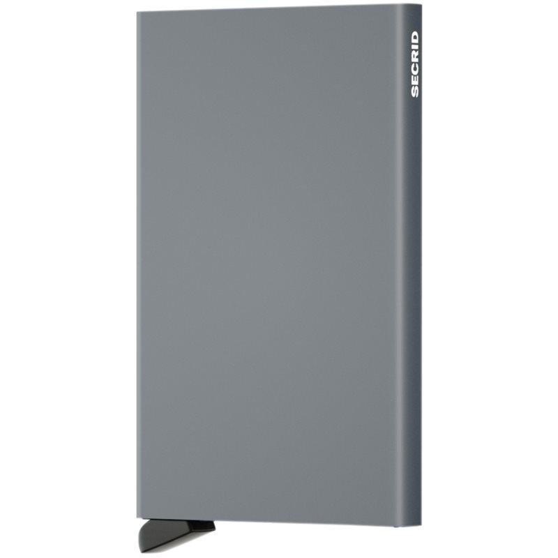 secrid – Secrid c-titanium kreditkortholder grå på quint.dk