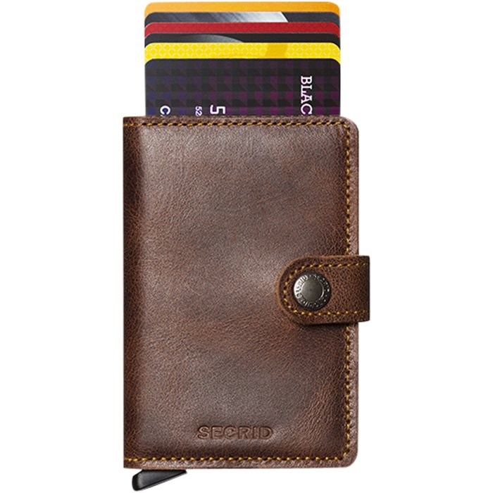 M-Vintage pung - Accessories - Brun